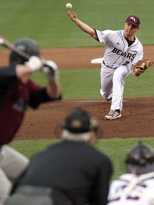 Former MSU ace Cody Schumacher has been called back up to Double-A Springfield.