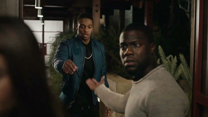 Hyundai's ad 'First Date' for Super Bowl 50 features Kevin Hart.