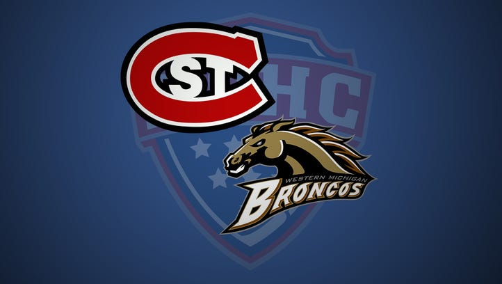 College hockey conversation: St. Cloud State vs. Western Michigan (Sat.)