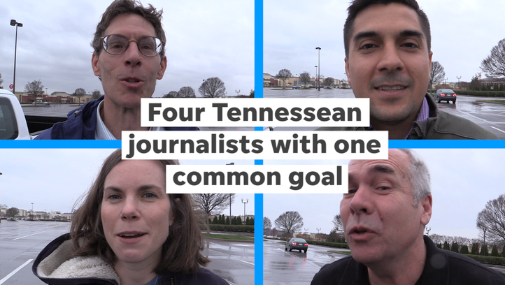 Ahead of transit vote, we 'raced' 4 ways to downtown Nashville from Mt. Juliet. Here's what we learned.