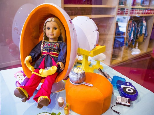 The American Girl Doll store debuted in Scottsdale.
