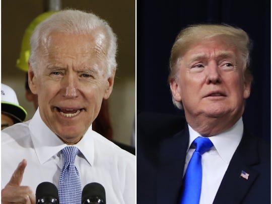 "Seth Meyers on the Biden-Trump feud: ""The last time"