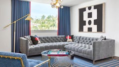 The (Andaz)RED suite was recently reimagined by designer