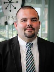 St. Norbert College defensive coordinator Ryan Osborn