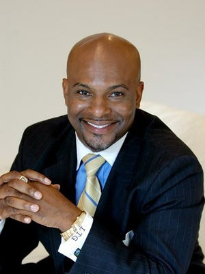 La Mar Gunn is president of the state NAACP's central branch in Delaware.