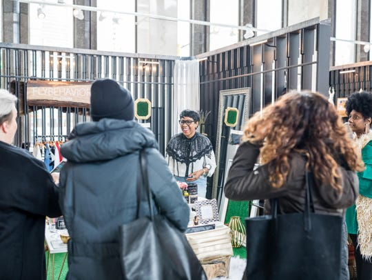 Four uniquely styled pop-up markets are part of Downtown