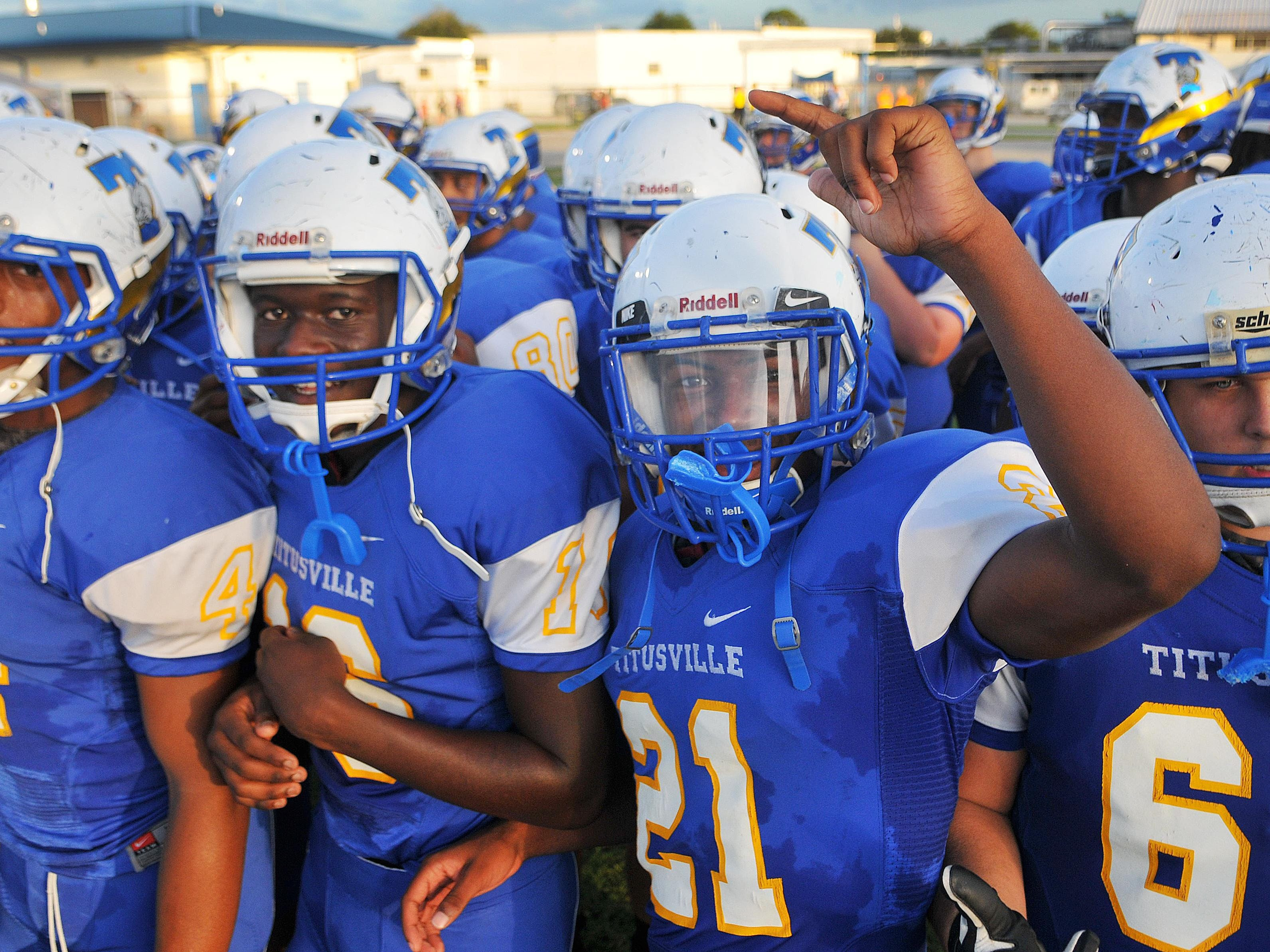 Titusville High and 12 other Brevard teams open district play this week.