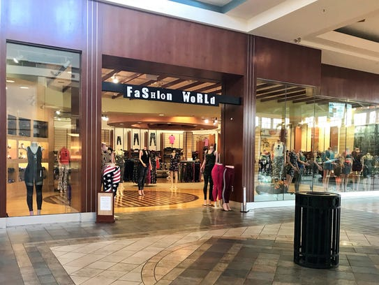 Fashion World is a new store at the Indian River Mall.