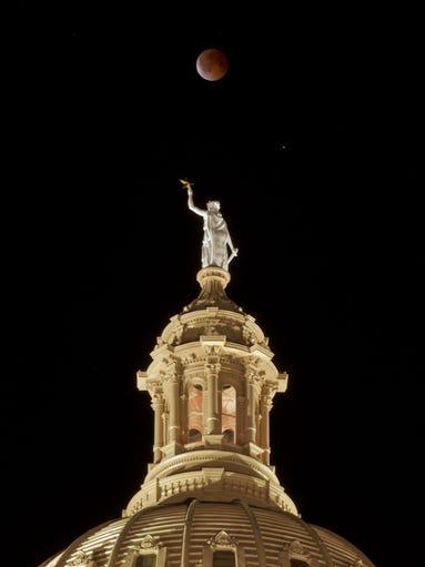 blood moon 2019 arizona - photo #45
