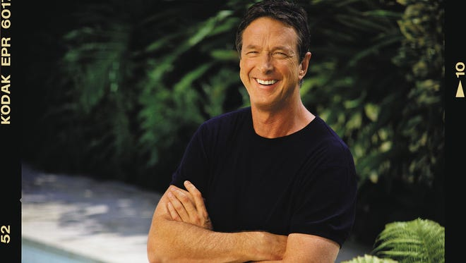 The late Michael Crichton.