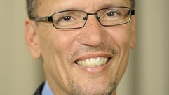 Democratic National Committee Chairman Tom Perez.