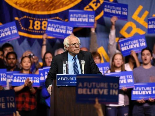 Bernie Sanders - Sioux Falls