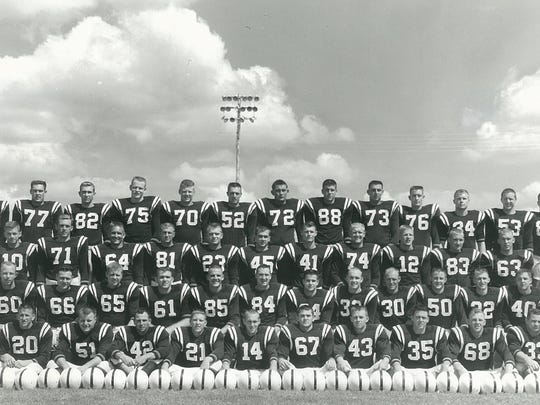The 1958 Abilene Christian College football team was the last to play a home game on campus, taking on Howard Payne on Thanksgiving Day.