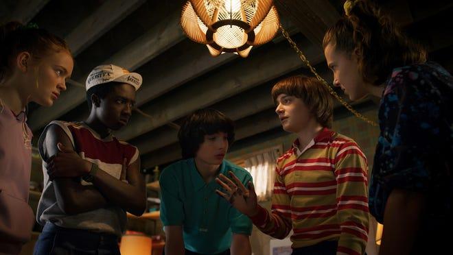 """""""Stranger Things 3,"""" on Netflix."""