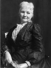 "Portrait of Mary Harris ""Mother"" Jones."