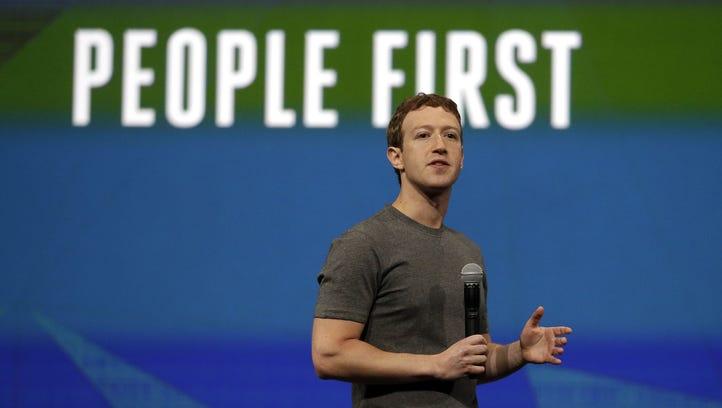 Delete Facebook? Nope, Facebook is growing
