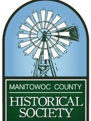 Manitowoc County Historical Society logo.