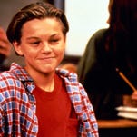 """DiCaprio spent 23 episodes playing Luke Brower on the family comedy """"Growing Pains."""""""
