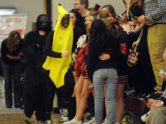 fubasketball fu basketball fairfield union basketball battleofthefans battle of the fans