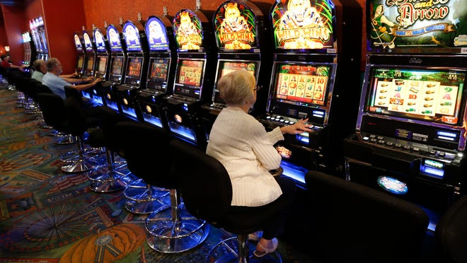 FILE-- AC casino winnings down compared to last year.
