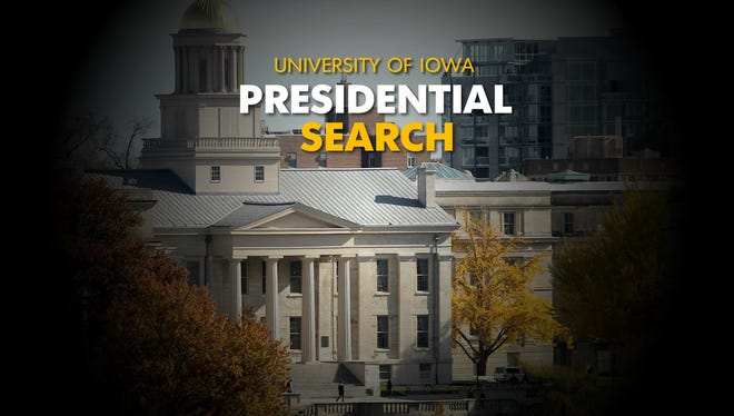University of Iowa Presidential Search