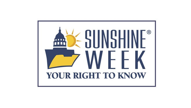 Sunshine Week is an annual event that focuses on the importance of public access to government information.