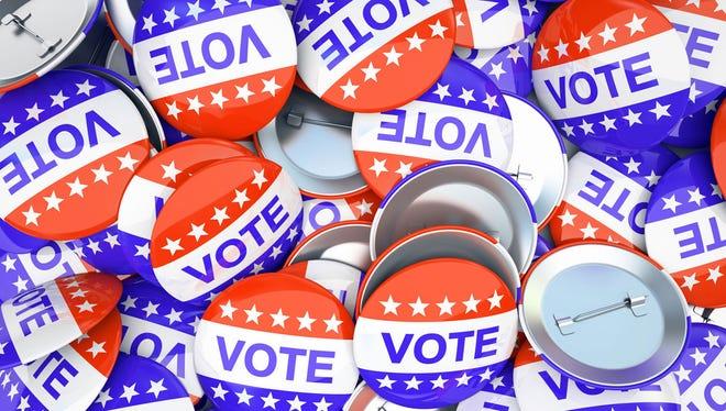 """Caucus """"vote"""" buttons"""