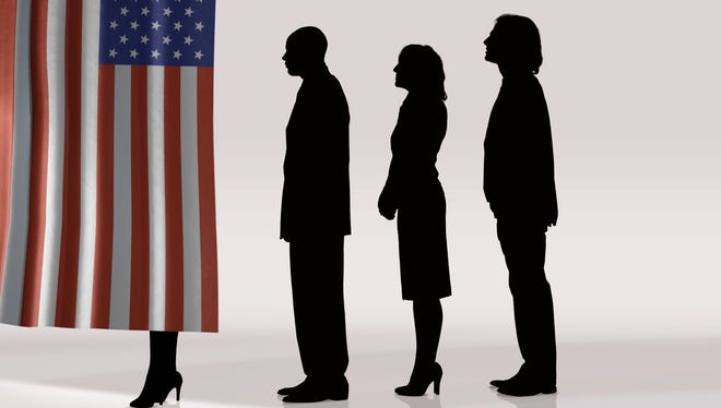 Young voters tend to stay close to their candidates' views, worry about loans and college affordability.