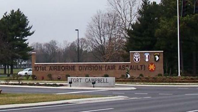 Two soldiers were killed April 6, 2018, at Fort Campbell, Ky., when a helicopter crashed during a training exercise.