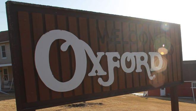 Oxford, Iowa