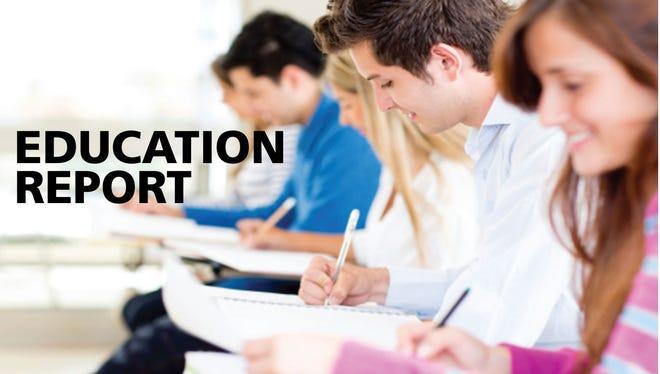 Education report.
