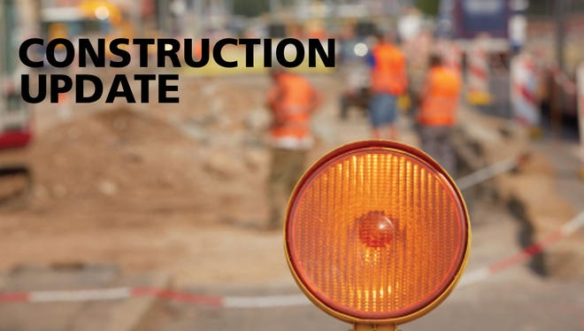 Construction on Cherry Hill gets underway Monday.
