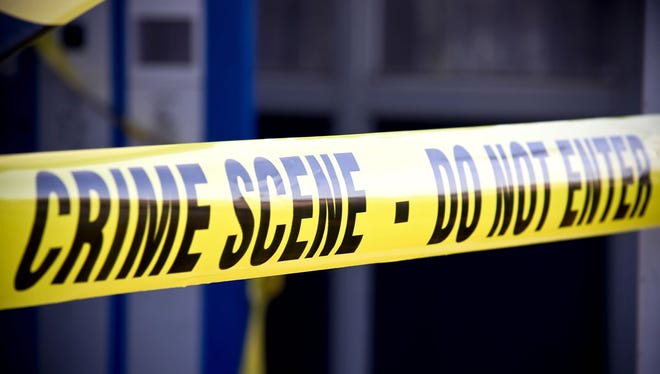 An armed robbery was reported in downtown Greenville.