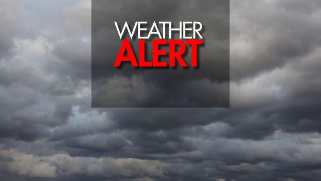 Weather alert