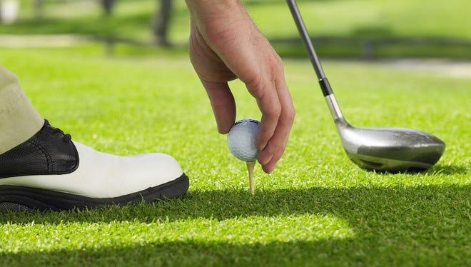 Prep golf