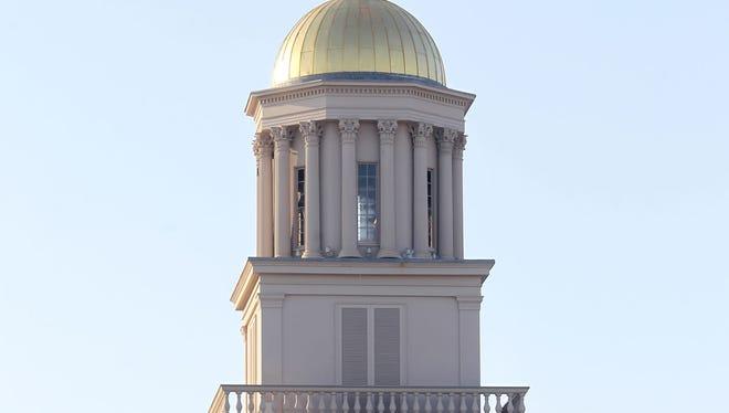 University of Iowa capitol building