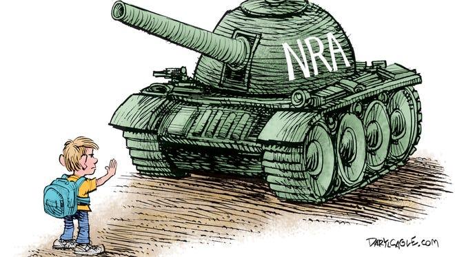 Students vs. NRA