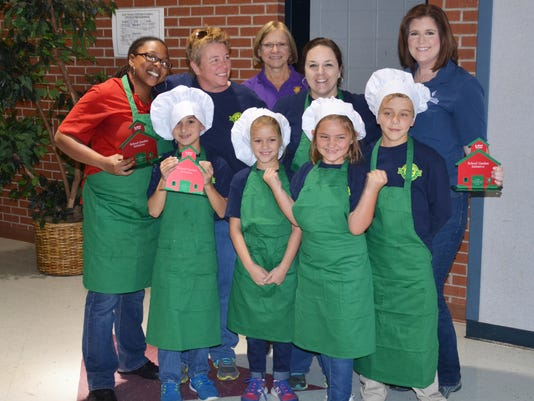 Cooking competition brings out best in students