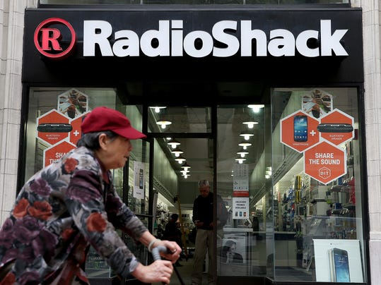FILE: RadioShack To File For Chapter 11