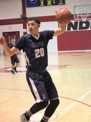 Tyler Gonzales was selected to the All-South team for basketball in Class 3A and 4A.