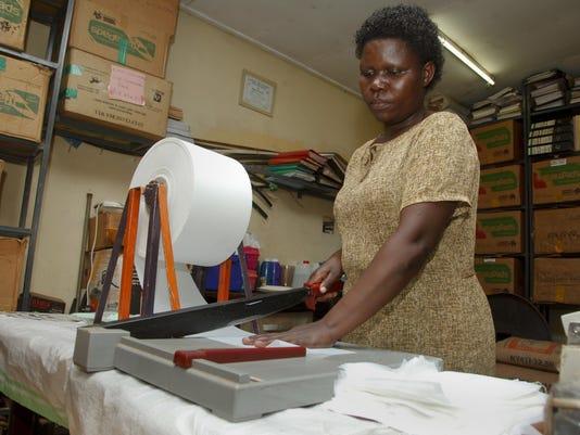 Uganda Africa Menstrual Hygiene Woes (2)