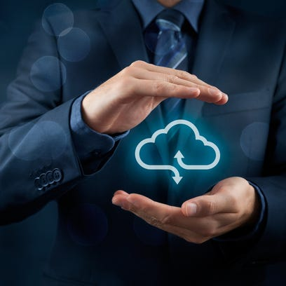Cloud-hosted applications have replaced physical servers,
