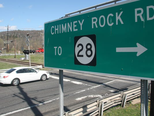 Route 22 Chimney
