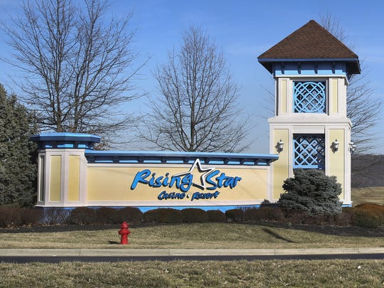 Full House Resorts, the owner of Rising Star Casino Resort in Rising Sun, wants to move some of the casino's gaming capacity to another location in the state.