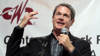 Sen. David Vitter is receiving an endorsement today from U.S. Rep. Charles Boustany.