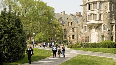 Princeton took the top spot in U.S. News & World Report's annual ranking of national universities.