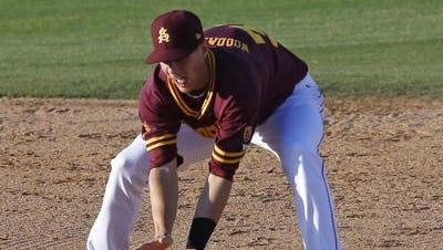 ASU junior shortstop Colby Woodmansee is a Louisville Slugger Preseason All-America second team selection.