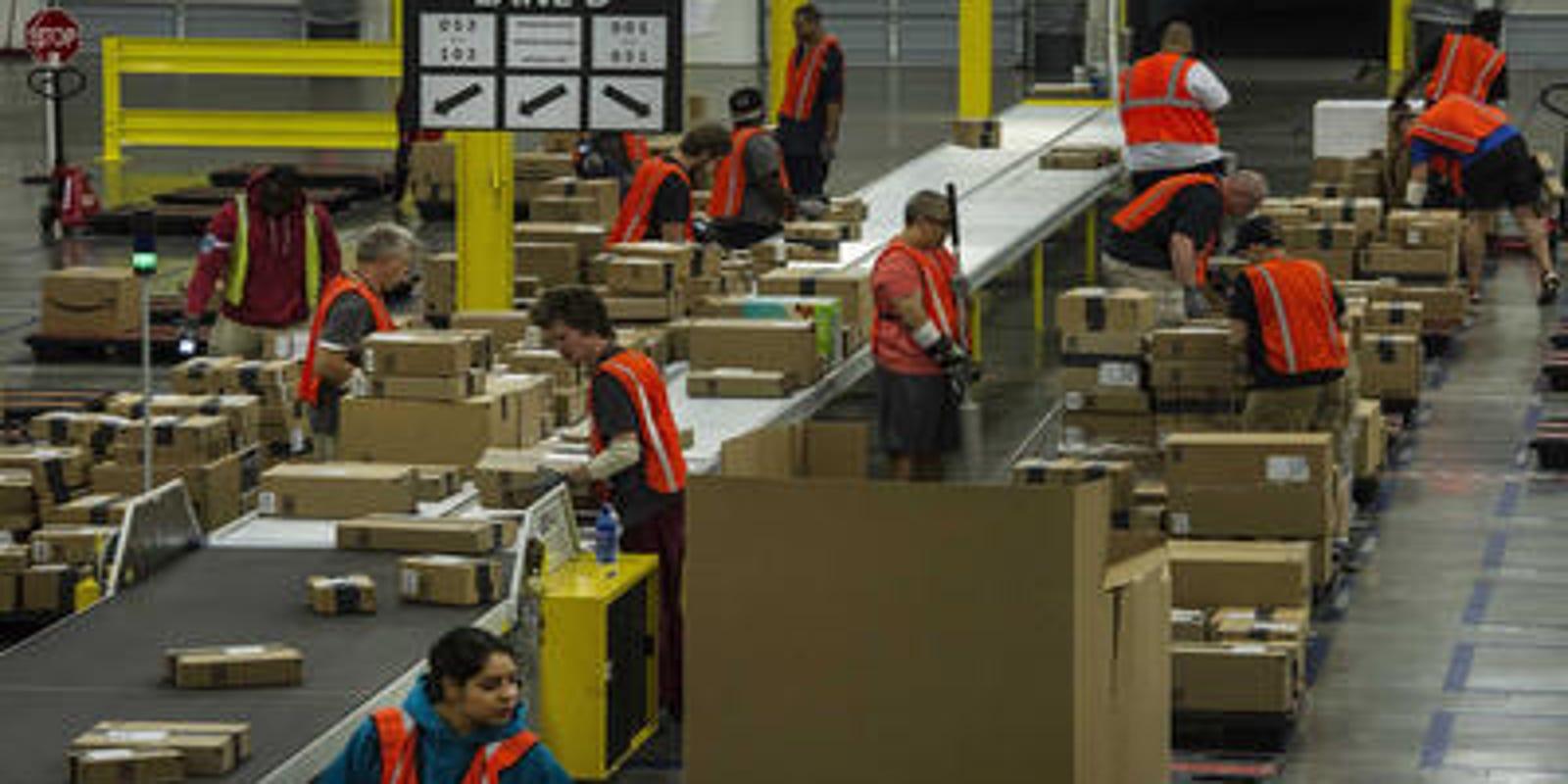 Amazon: Nashville gets operations center, 5,000 jobs