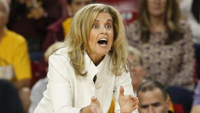 ASU women's basketball coach Charli Turner Thorne said the late Mary Tyler Moore was an influence on her growing up.