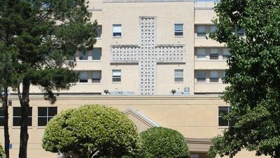 St. Francis Medical Center has been in downtown Monroe for more than a century.